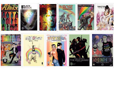 IMAGE COMICS PRIDE VARIANT COVERS SET 11 WALKING DEAD CROSSWIND REDNECK ROSE