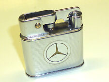 "MYLFLAM ""1000 ZÜNDER"" D.R.P. POCKET LIGHTER WITH MERCEDES LOGO - 1936 - GERMANY"