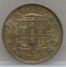 Jamaica - 1 Farthing 1950 - KM# 33