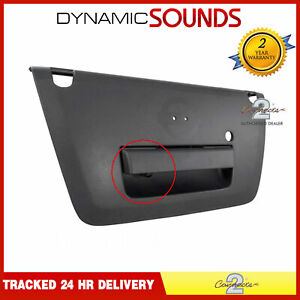 Connects2 CAM-NS4 Tailgate Handle Camera for Nissan Navara, Frontier D40