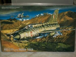 Fujimi 1/72 Scale MiG-21PF(Later) Indian Tiger