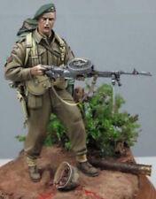 STEELMASTERS/NEMROD 1/35 FRENCH COMMANDO DDAY 1944