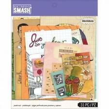 K&Company 30672000 SMASH Punch-Out Assortment 31/Pkg-