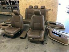 MERCEDES BENZ S CLASS W221 07-12 SET INTERIOR SPORT HEATED SEATS PANEL BARON