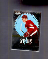 1995-96 Leaf Limited Stars of the Game Sergei Fedorov #/5000 Detroit Red Wings