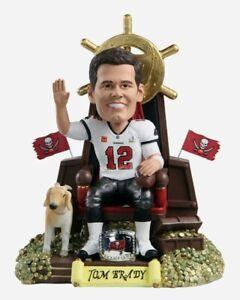 Tom Brady Tampa Bay Buccaneers 7X Super Bowl Champion Thematic Bobblehead