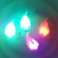 Bathroom LED Fish Light Kids Toys Water Induction Waterproof In Tub Bath Time~