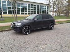 (69) 4x Alufelgen 10x22 Zoll CMS C12 Touareg Audi Q7 Cayenne 4x Sommerreifen 295