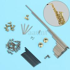 New 1 Sets Alto Sax Repair Parts Screws, Parts + Saxophone Springs