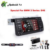 Android Car DVD Player GPS Navigation Radio For BMW 3 Series E46 USB MP3 BT SD