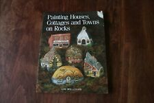 Painting Houses, Cottages, and Towns on Rocks by Li Wellford, 1996