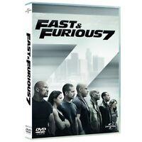 DVD FAST & FURIOUS 7 5053083027407
