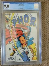 Thor 337 CGC 9.0 - White Pages - 1st Appearance Beta Ray Bill