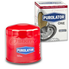 Purolator ONE L24651 Engine Oil Filter - Long Life wr