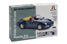 Italeri 510003679 - Porsche 911 Carrera Cabrio in Scala 1 24