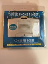 Ameriphone Sr-200 Super Loud Phone Ringer With Lighted Visual Indicator