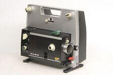 Elmo gp Deluxe 8mm proyector de películas proyector de películas con óptica 12.5-25mm - nuevo embalaje original