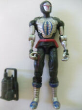 B.A.T. v3 Cobra Battle Android Trooper loose 2002 Robot Army Builder combat