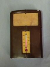New listing Vintage Tyler Indoor Outdoor Thermostat