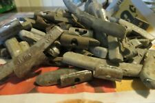 10+ Pounds of Used Lead Wheel Weights, All Lead