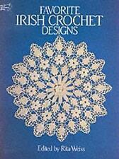 Favourite Irish Crochet Designs by Dover Publications Inc. (Paperback, 1986)