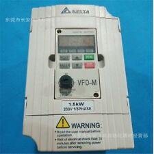New in box Delta Inverter VFD-015M21A VFD015M21A 1.5KW 230V 1-Phase #J872