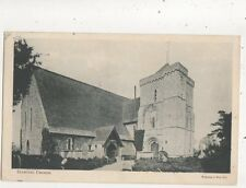 Climping Church 1912 London Brighton South Coast Railway Official Postcard 650b