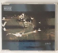 MUSE - UNO - FRENCH FRANCE SINGLE CD 1999 NAIVE 3 TRACKS