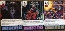 Marvel Dice Masters PROMO OP KIT AVX Month 3 Magneto, Beast, Apocalypse