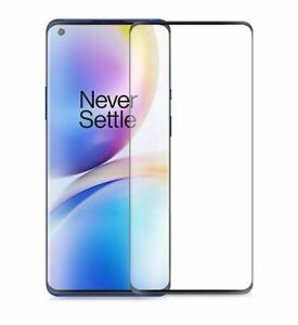 For OnePlus 9 PRO Tempered Glass Screen curved Protector Full Cover Friendly
