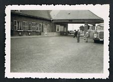 FOTO vintage PHOTO, Bus, Oldtimer, Omnibus, Autobus, car, voiture, /107