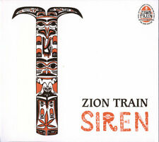 Zion Train - Siren CD - SEALED Dub Reggae Album