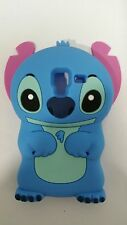 Silicone Cover per cellulari STITCH para SAMSUNG GALAXY ACE 2 I8160