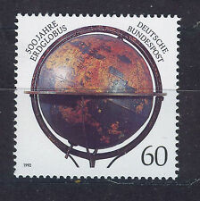 ALEMANIA/RFA WEST GERMANY 1992 MNH SC.1759 Firts globe by Martin Behaim