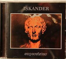 Supersister-Iskander Dutch prog psych cd