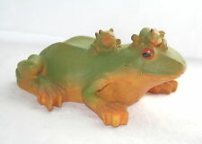 FROG FAMILY - FLOATING POND ORNAMENT - SPRING TIME SPECIAL!!