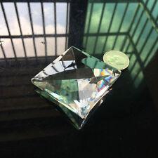 75MM Window Decor Suncatcher Crystal Prism Chandelier Pendant  Party Ornament