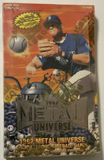1997 Fleer Skybox Metal Universe Baseball Hobby Box Factory Sealed 24 Pack