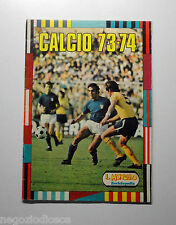 Album Figurine-Stickers - CALCIO 73-74 - MONELLO 1973 - Con 23 figurine su 30