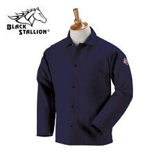 Revco Black Stallion TruGuard 200 FR Welding Jacket FN9-30C NAVY
