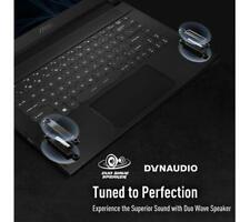 "MSI Stealth GS66 15.6"" i7 512GB Gaming Laptop - Black - REFURBISHED GRADE A"