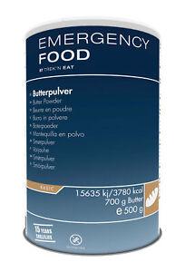 Butterpulver = 700g 1Dose MDH 2036 Notvorrat EF Prepper Langzeitnahrung Vorsorge
