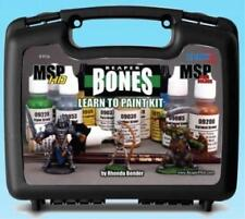 Reaper Bones Miniatures Learn To Paint Kit by Reaper Miniatures RPR 08906