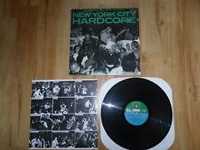"V/A - New York Hardcore ""The Way it is"" Vinyl-LP SxE Revelation Records"