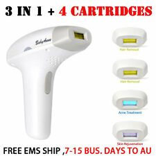 Babyanne 3 in 1 IPL Laser Permanent Hair removal Whiten skin & Acne- repair
