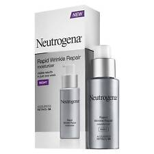2x Neutrogena Rapid Wrinkle Repair Moisturizer Night 29ml / 1 FL Oz