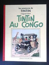 Album Fac similé Noir et Blanc Tintin au Congo avec 4 HT 1995 PROCHE NEUF Hergé