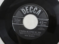 Rose Murphy I Wanna Be Loved By You Button Up DECCA 45 RPM Record Vinyl EP Jazz
