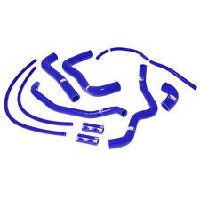 SAMCO SET MANCHES TUBES RADIATEUR BLEU APRILIA RSV MILLE R 1000 2004-2008