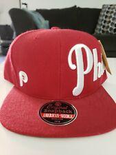 NWT Philadelphia Phillies Snapback American Needle Hat MLB